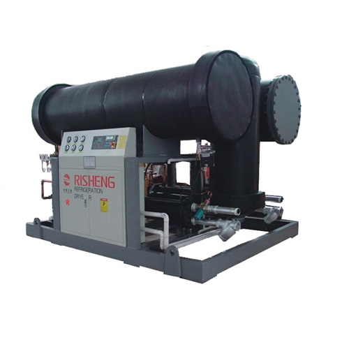 Large Refrigeration Compressed Air Dryer