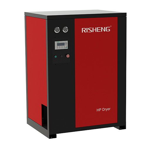 High pressure refrigeration air dryer