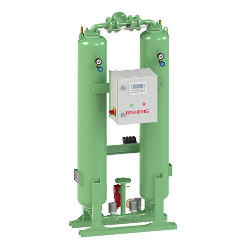 External Heat Regeneration Compressed Air Dryer